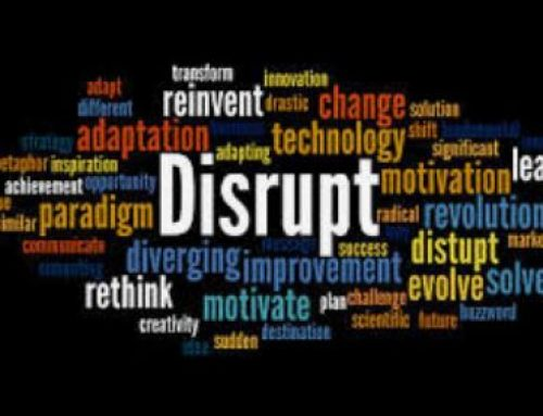 Disrupt or Destroy – Time to Reinvent Your Firm